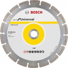 Диск алмазный BOSCH ECO for Universal 10 шт. (2608615044)