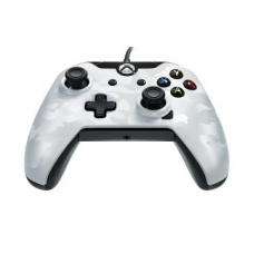 Геймпад PDP Deluxe Wired Controller white