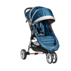 Коляска BABY JOGGER City Mini Single teal-grey