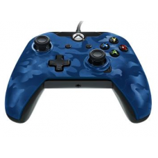 Геймпад PDP Deluxe Wired Controller blue