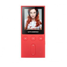 MP3-плеер HYUNDAI MPC 501 GB4 FM R 4GB red