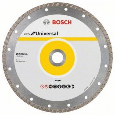 Диск алмазный BOSCH ECO for Universal Turbo 10 шт. (2608615048)