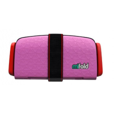 Бустер Mifold GRAB-AND-GO BOOSTER pink