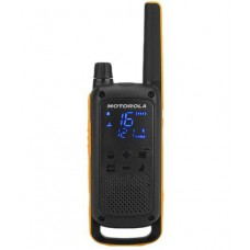 Рация MOTOROLA T82 Extreme black-yellow