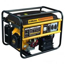 Комбинированный генератор SIGMA Генератор газо-бензиновый 5.0/5.5 кВт электрозапуск (5711321)
