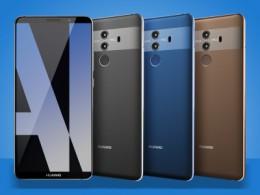 В Huawei Mate 10 используется самая безопасная быстрая зарядка